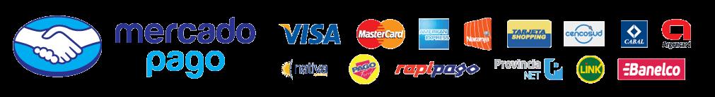 Formas de pago - Mercadopago